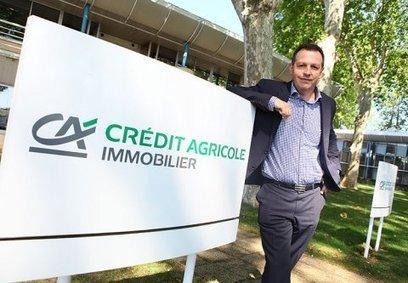 La stratégie anti-crise de Crédit Agricole Immobilier, interview de ... - Objectif News | credit agricole immobilier | Scoop.it