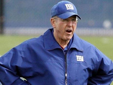 Will Tom Coughlin Get Fired After Giants 0-5 Start? - NFL News Desk | NFL News Desk | Scoop.it