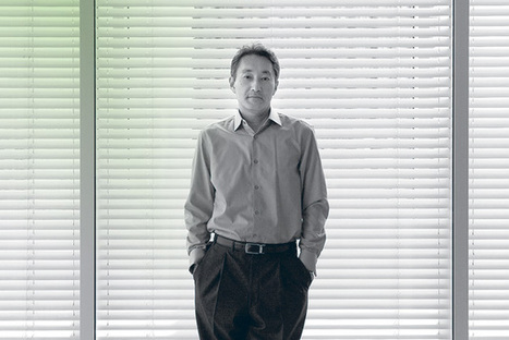 Kazuo Hirai on Where He's Taking Sony | A2 Business Section B Case Studies | Scoop.it