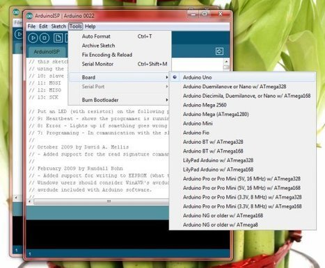 Build Your Own Arduino & Bootload an ATmega Microcontroller – part 1 - | Raspberry Pi | Scoop.it