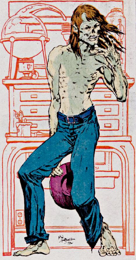 Ten Things: Ten Comic Book Frankensteins | Comic Book Trends | Scoop.it