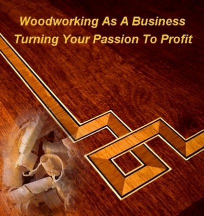 Woodworking For Everyone — Wood Profits Will Show You How To Turn A Hobby... | woodworking | Scoop.it