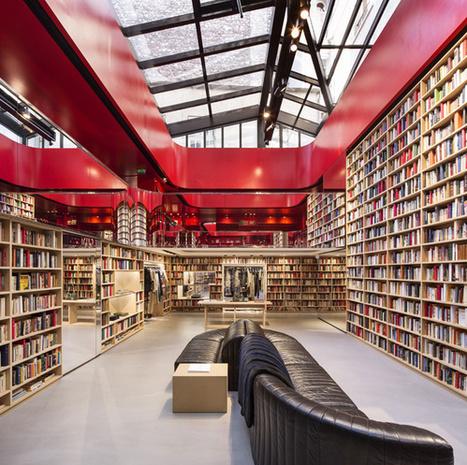 Un café littéraire pour Sonia Rykiel ! | TRADITION AND INNOVATION IN RETAIL | Scoop.it