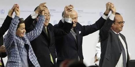 Accord mondial adopté par la COP21 pour lutter contre le réchauffement climatique - La Libre.be | Energy Optimizer | Scoop.it