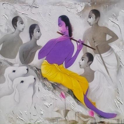 India Art n Design inditerrain: Emerging Indian Artists on the Horizon   Design   Scoop.it