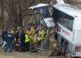 So sad....Pregnant coach, driver killed in Pa. team bus crash | Littlebytesnews Current Events | Scoop.it