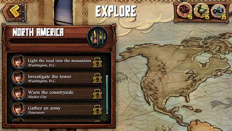 Now on Windows Phone: Dragons Adventure World Explorer - Conversations | Pocketpt.net | Scoop.it