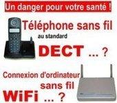 DECT, WiFi - un danger pour votre santé ! - Electrosmog.info   Ondes EM, GSM, DECT, Wifi Danger   Scoop.it