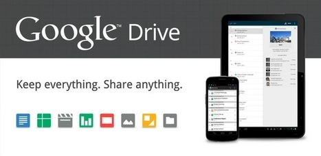 Google Drive - Applications Android sur Google Play | Best of Android | Scoop.it