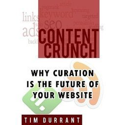 CONTENT CRUNCH: Why Curation Is the Future of Your Website | Content Curation | Scoop.it