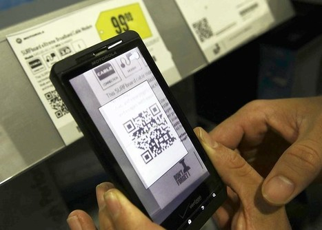 Retailers using quick response codes to connect with customers - Los Angeles Times   AniseSmith QR codes   Scoop.it