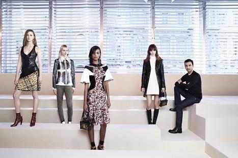 Louis Vuitton. Le sacre de Nicolas Ghesquière | Nicolas Ghesquiere chez Louis Vuitton | Scoop.it