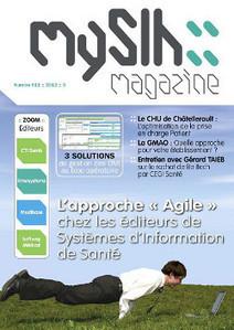 Numéro 11 du magazine MySIH | le monde de la e-santé | Scoop.it