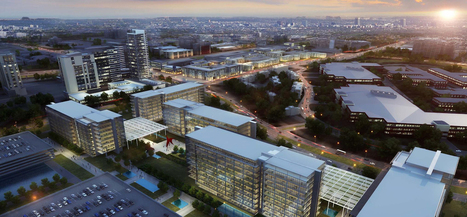Chase plans five big buildings for new Legacy West campus   Texas Lots and Land   Scoop.it