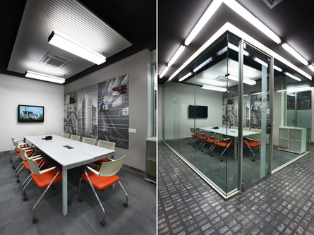 India Art n Design inditerrain: Functional Transparency | Office furniture | Scoop.it
