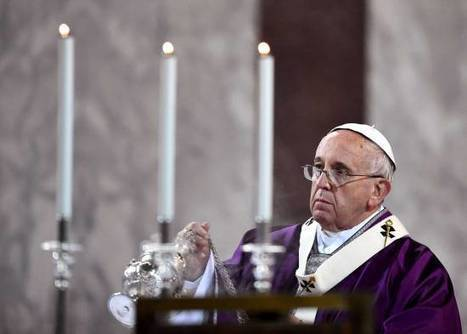 Here's What Pope Francis Wants You to Give Up for Lent This Year | enjoy yourself | Scoop.it