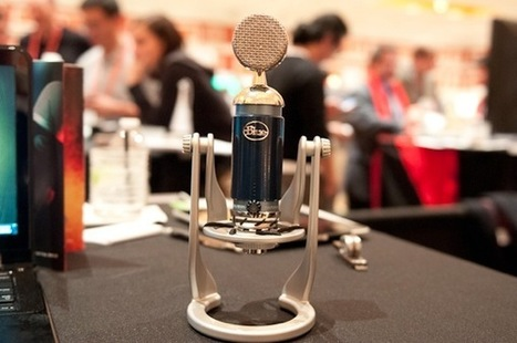 Blue Microphones Keeps On Innovating: Announces Three New Microphones Here At CES [CES 2012] | Backpack Filmmaker | Scoop.it