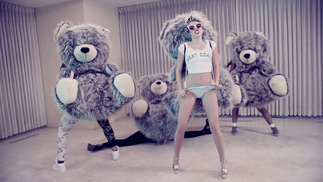 Miley Cyrus' 'We Can't Stop' Video: Scene By Scene | Miley C. | Scoop.it