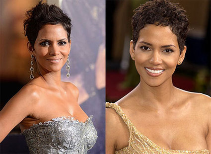 Flashback Thursday: Halle Berry (African-American/White) [American] | Mixed American Life | Scoop.it