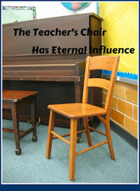 The Sunday School Teacher: The Teacher's Chair - a Center of Influence | Parental Responsibility | Scoop.it