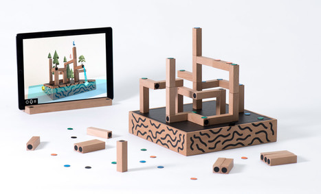 Václav Mlynár combines physical and digital play in Koski game | Cool Companies, Products & Services | Scoop.it