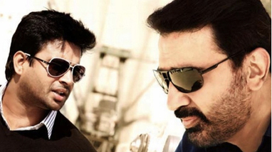 Kamal Hassan and Madhavan for Manam tamil version   Andhraheadlines   Scoop.it