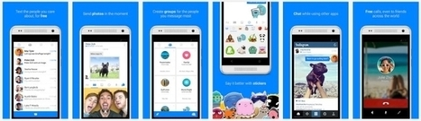 What's New In Facebook Messenger For IOS, Android? - AllFacebook | Digital-News on Scoop.it today | Scoop.it