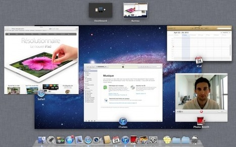 Passer de PC à Mac, épisode 1: introduction à OS X | Time to Learn | Scoop.it