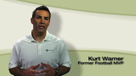NUTRILITE® Phyto Campaign with Kurt Warner | midwest corridor sustainable development | Scoop.it