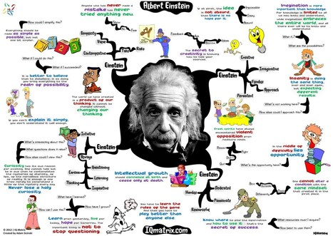 What did Einstein know about Knowledge Management? | Managing Technology and Talent for Learning & Innovation | Scoop.it