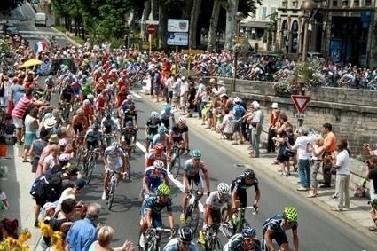 Villefranche : le Tour de France traversera la bastide en juillet | Divers : tourisme, culinaire... | Scoop.it