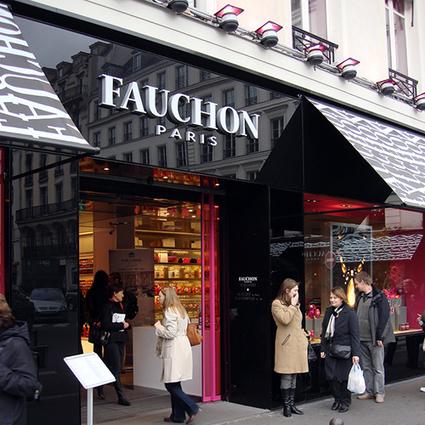 Fauchon se lance dans l'hôtellerie de luxe | Les Gentils PariZiens : style & art de vivre | Scoop.it