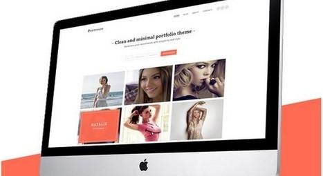 Portfolio - A Clean & Minimal WordPress Theme by MyThemeShop | Free & Premium WordPress Themes | Scoop.it