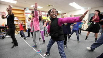 Columbia elementary school learns how to 'Move This World' - Baltimore Sun | Education | Scoop.it