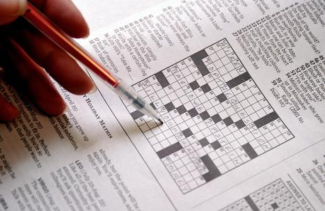 Woman fills in crossword at museum only to find out it's artwork worth £67k | Angelika's German Magazine | Scoop.it