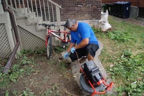 Toronto Drain & Sewer Camera Inspection Services | Drain Cleaning Service Toronto | Scoop.it