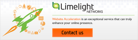 Enhance your Online Presence through Limelight Website Acceleration in Irvine | Ethernet, MPLS, IP Flex, VoIP, Long Distance Services & more | Scoop.it