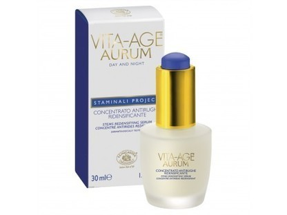 Buy Vita Age Aurum Stems Redensifying Serum Online | Organic Health Food Products and Natural Beauty Products | Scoop.it
