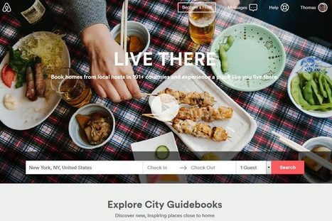 Airbnb vows to 'fight mass tourism' with updated app | Tourism Innovation | Scoop.it