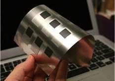 Des batteries au zinc imprimables, ultrafines, souples et bon marché | Sciences & Technology | Scoop.it