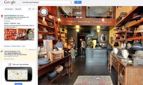 Google Business Photos, la Street View per gli interni arriva su Google Maps | google fotografo e fotografie a Pistoia e provincia. Fotografie google toscana | Scoop.it