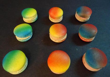 MiniCuisine: Macarons tutti frutti | L'actu Macarons | Scoop.it