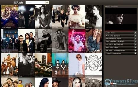 DaTracks : un nouveau service web pour écouter votre musique préférée   MOOC Francophone   Scoop.it