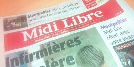 50 % des journalistes étaient en grève mardi à Midi Libre | Les médias face à leur destin | Scoop.it