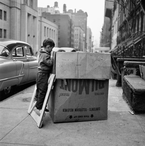 More Nearly Lost Street Photos by Photographer Vivian Maier | Visual Culture and Communication | Scoop.it