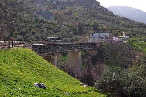 Ruta Via Verde Zhueros | SENDERISMO EN MALAGA y otros lugares de Andalucia | Scoop.it