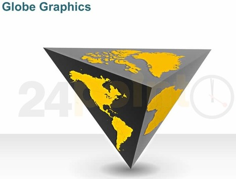 Globe Graphics in PowerPoint | port and shipping | Scoop.it