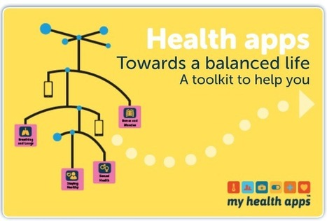 Launch of  first ever Health App Toolkit to help people understand and use health apps | Patient Self Management | Scoop.it