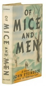 1001 Books Discussion: Of Mice and Men by John Steinbeck | The ... | Of mice and men | Scoop.it