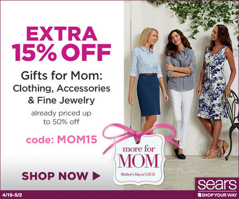 $35 Off Sears Promo Code April 2015, 30 Coupons & Discount Codes | Help Me Find Coupons | Scoop.it
